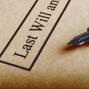 Wills <br/>&#038; Probate